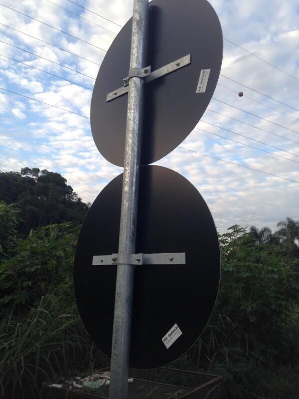 Fabricantes de placas de sinalização de trânsito