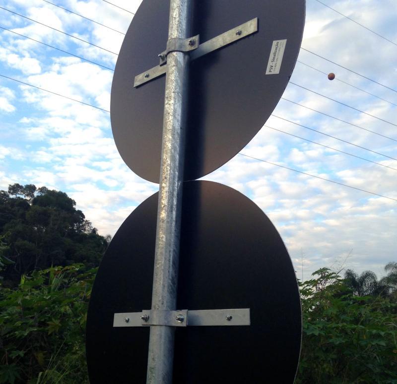 Fornecedor de placas de trânsito